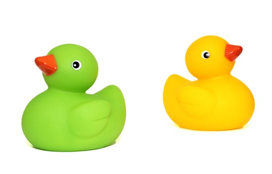 Toy Fact: Rubber Duck