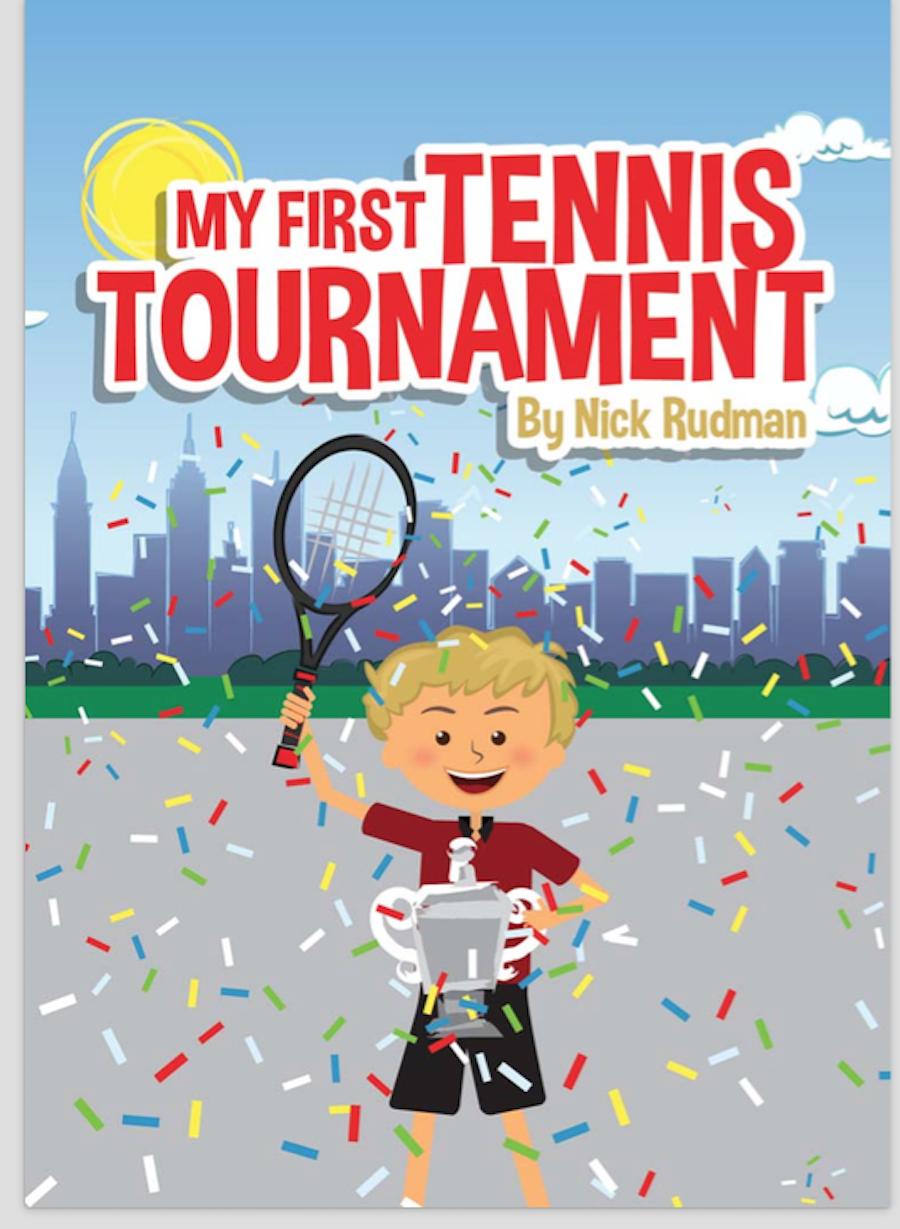 My First Tennis Tournament